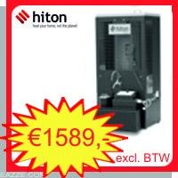 HP105  Afvaloliekachel